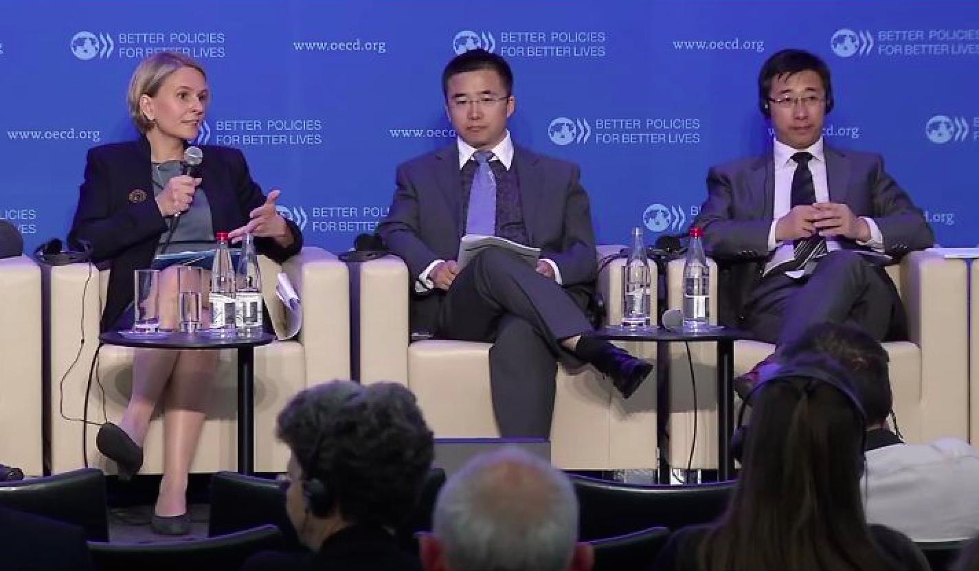 OECD China panel